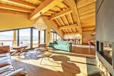 Val Thorens Luxury Rental Chalet Olidan Living Area 4