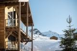 Val Thorens Luxury Rental Chalet Olidan View