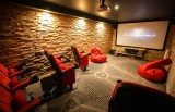 Valloire Luxury Rental Chalet Buglose Cinema Room