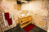 Valloire Luxury Rental Chalet Buglose Shower Room 2