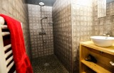 Valloire Luxury Rental Chalet Buglose Shower Room 3