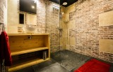 Valloire Luxury Rental Chalet Buglose Shower Room 4