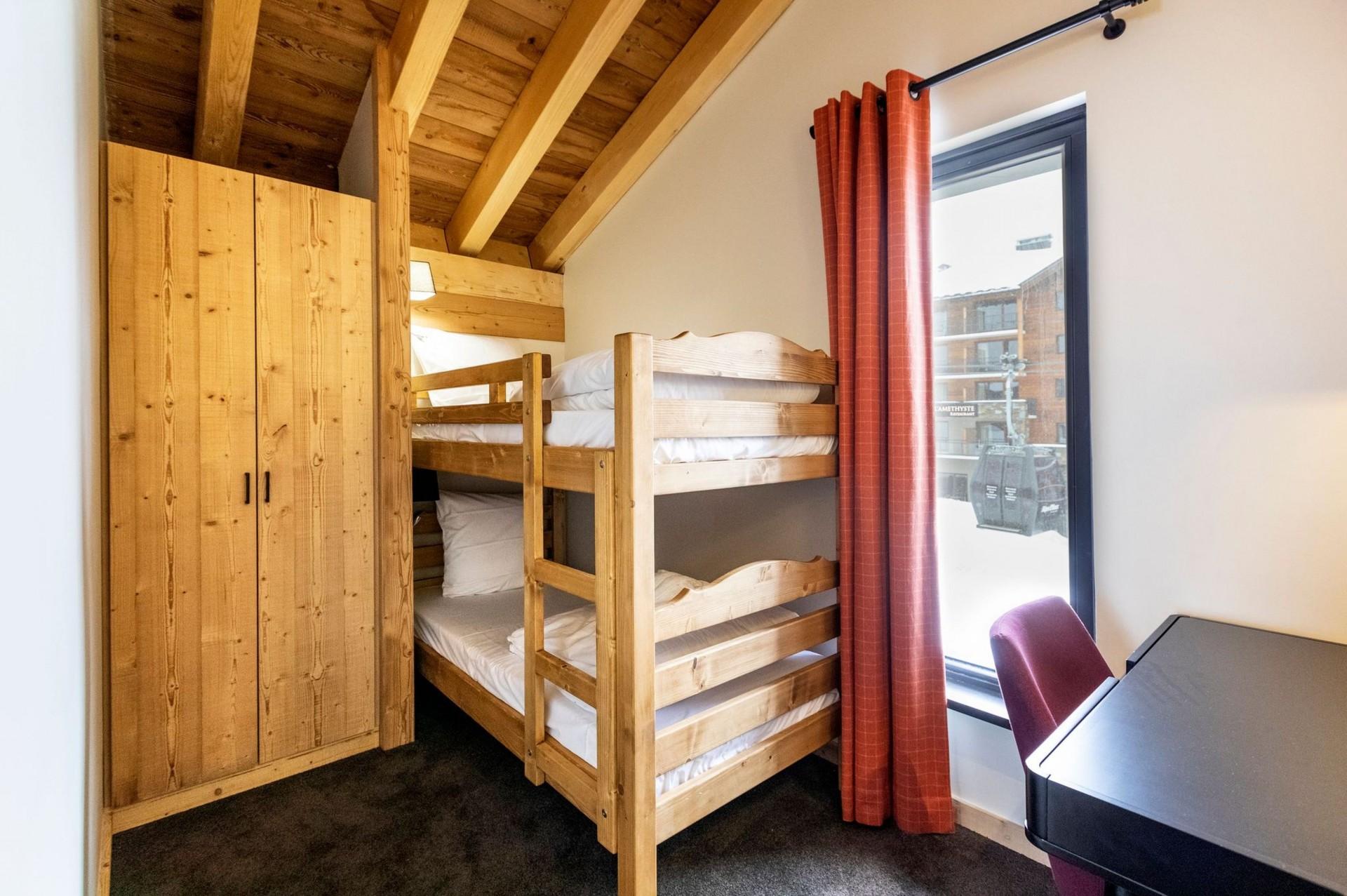 Alpe D'Huez Location Chalet Luxe Acenukite Cabine