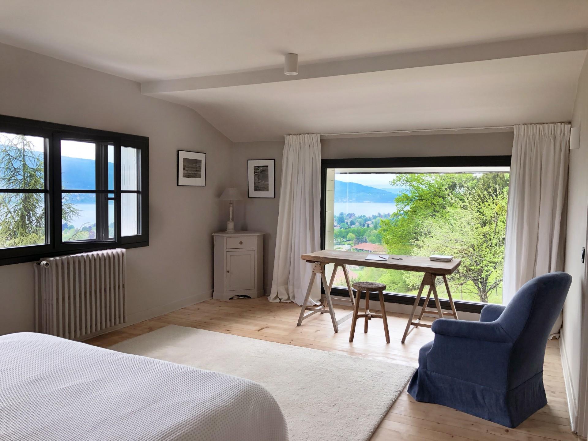 Annecy Location Villa Luxe Bowanite Chambre 4
