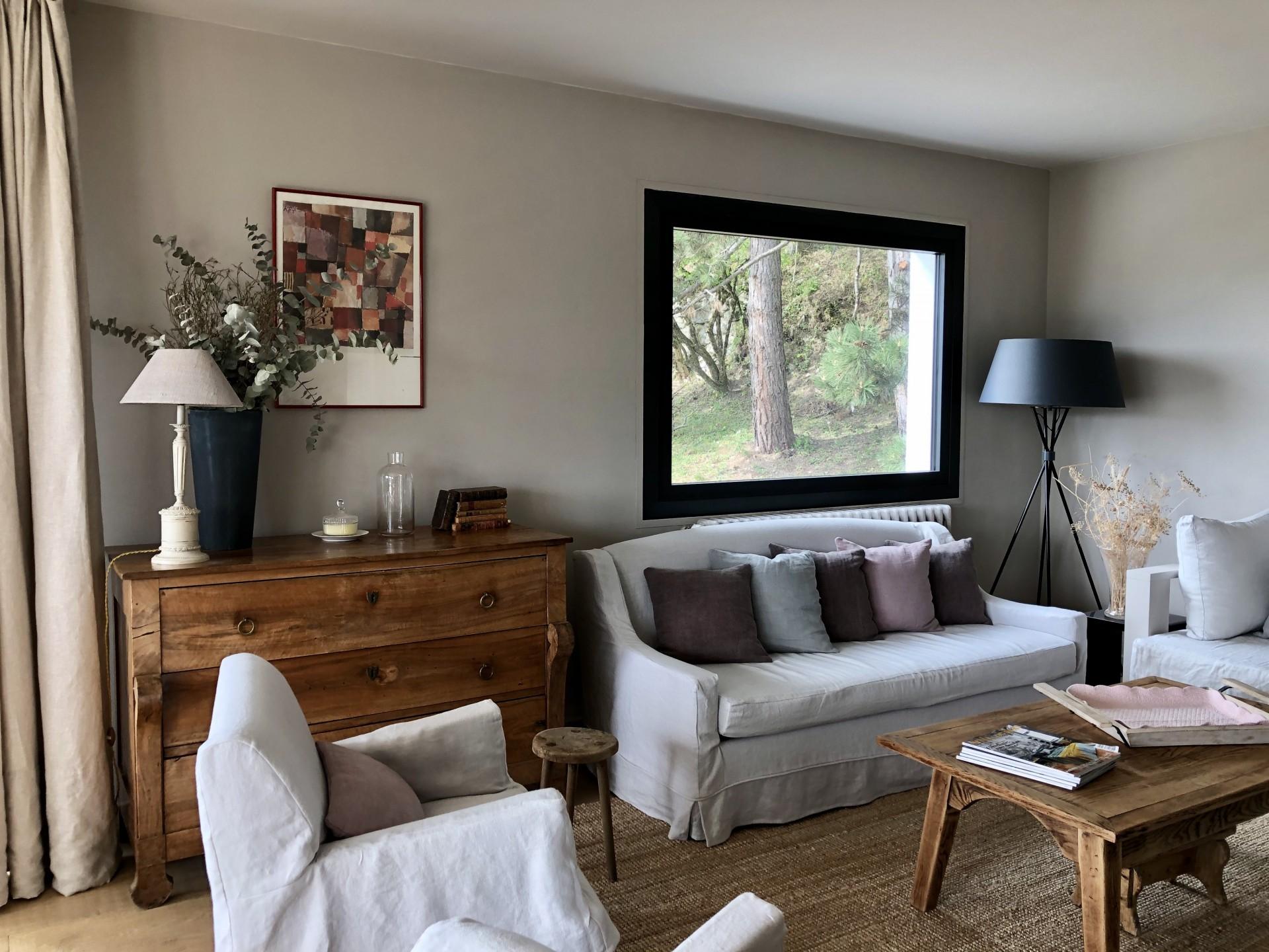 Annecy Location Villa Luxe Bowanite Salon
