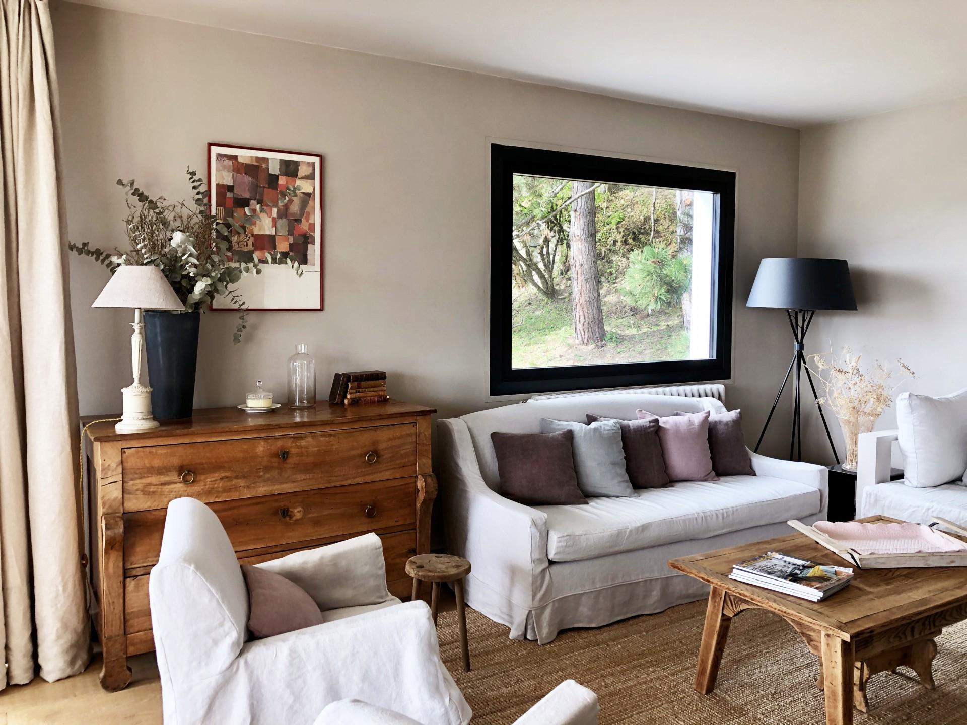 Annecy Location Villa Luxe Bowanite Salon 3