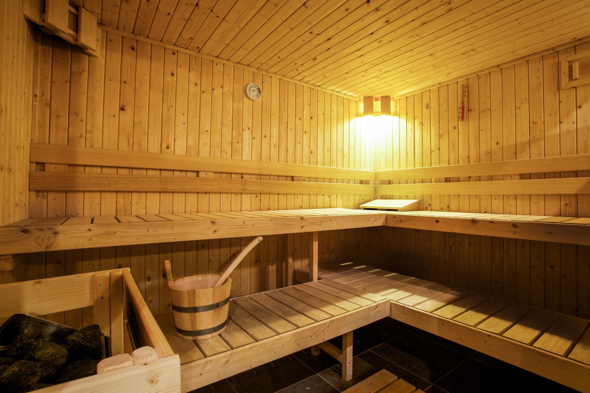 Argentière Location Chalet Luxe Calderite Sauna