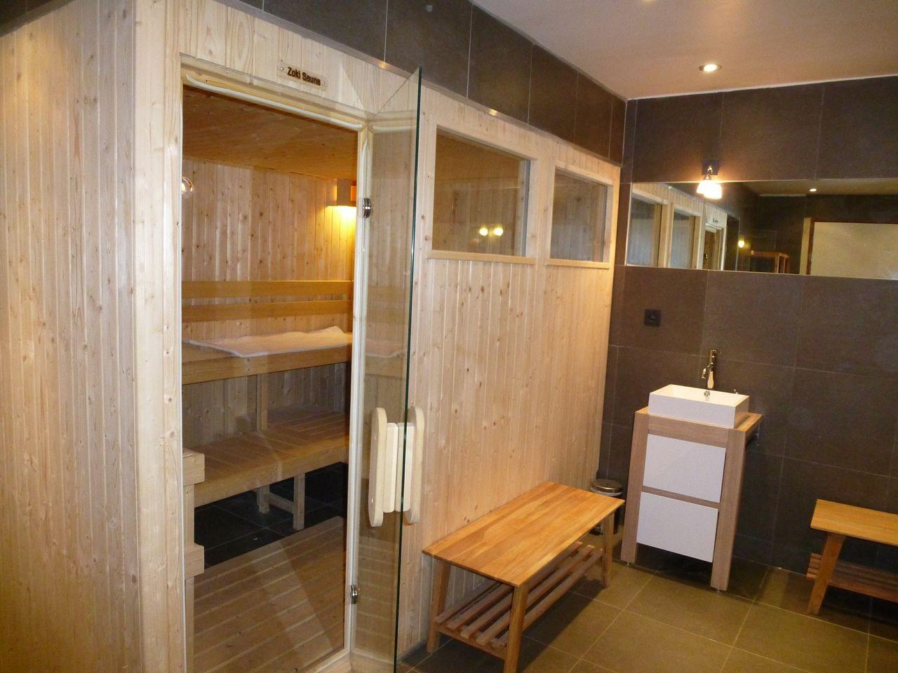 Argentière Location Chalet Luxe Callainite Sauna