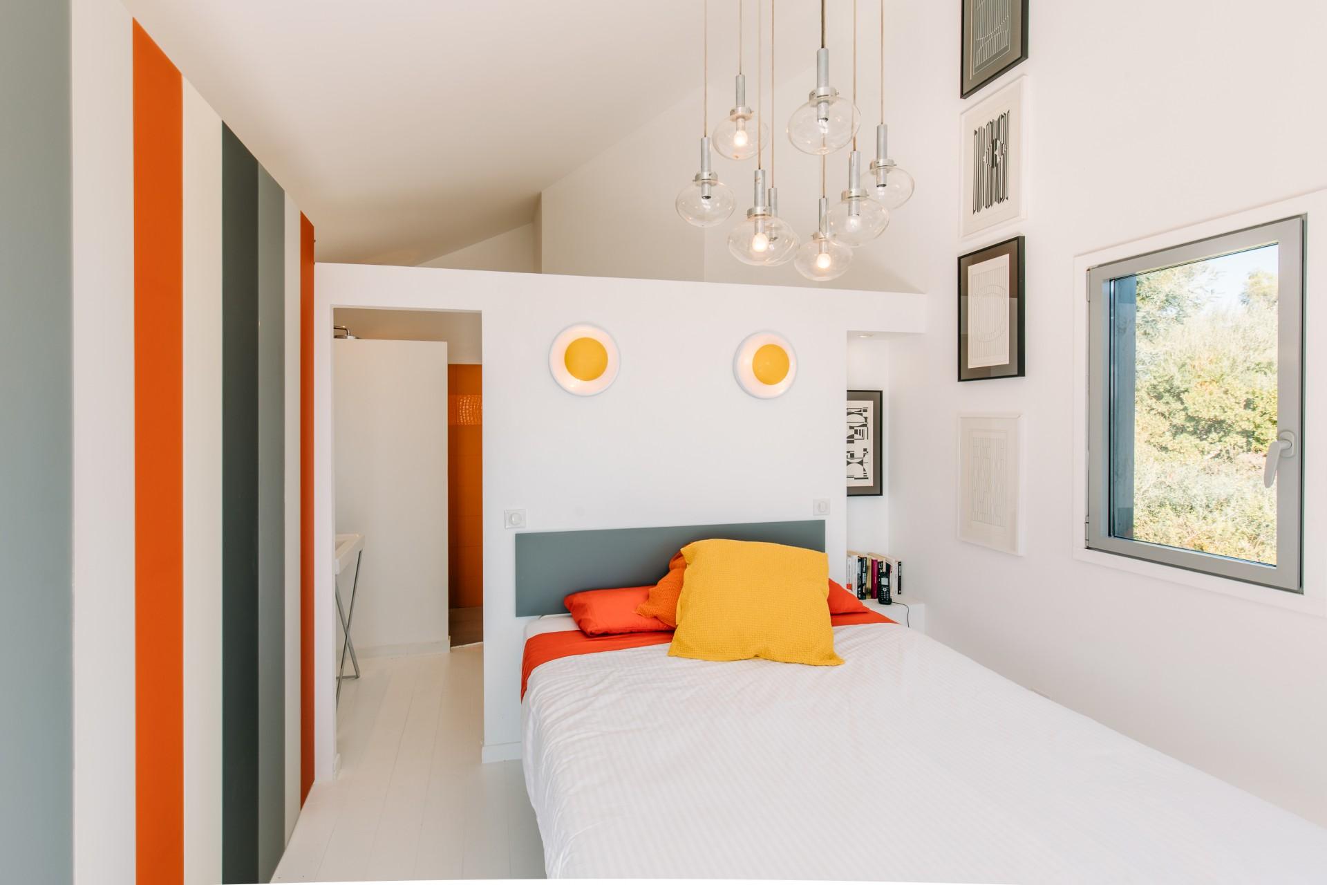 Bonifacio Location Villa Luxe Bugranel Chambre 4