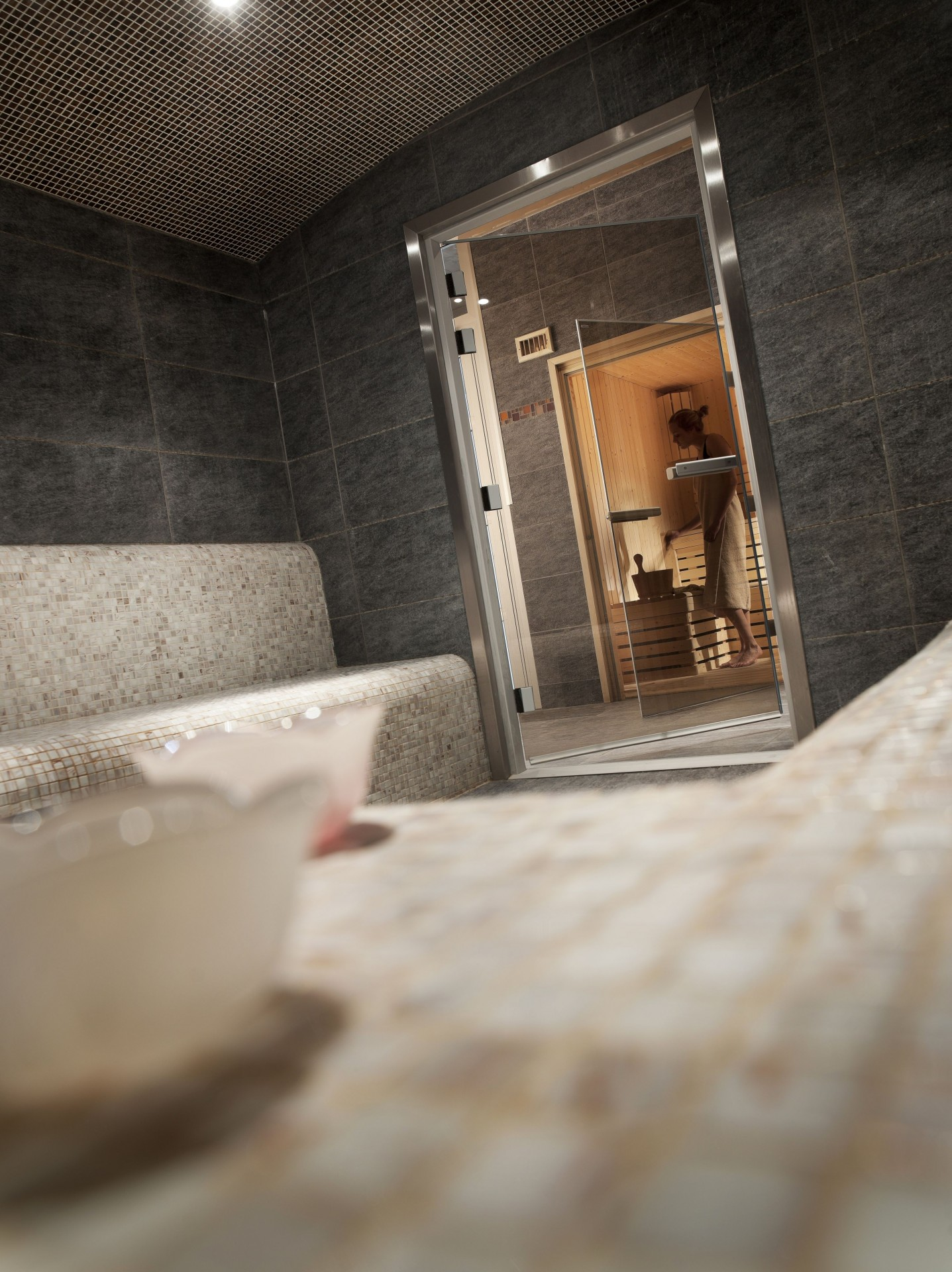 Bourg Saint Maurice Location Appartement Luxe Blodite Sauna