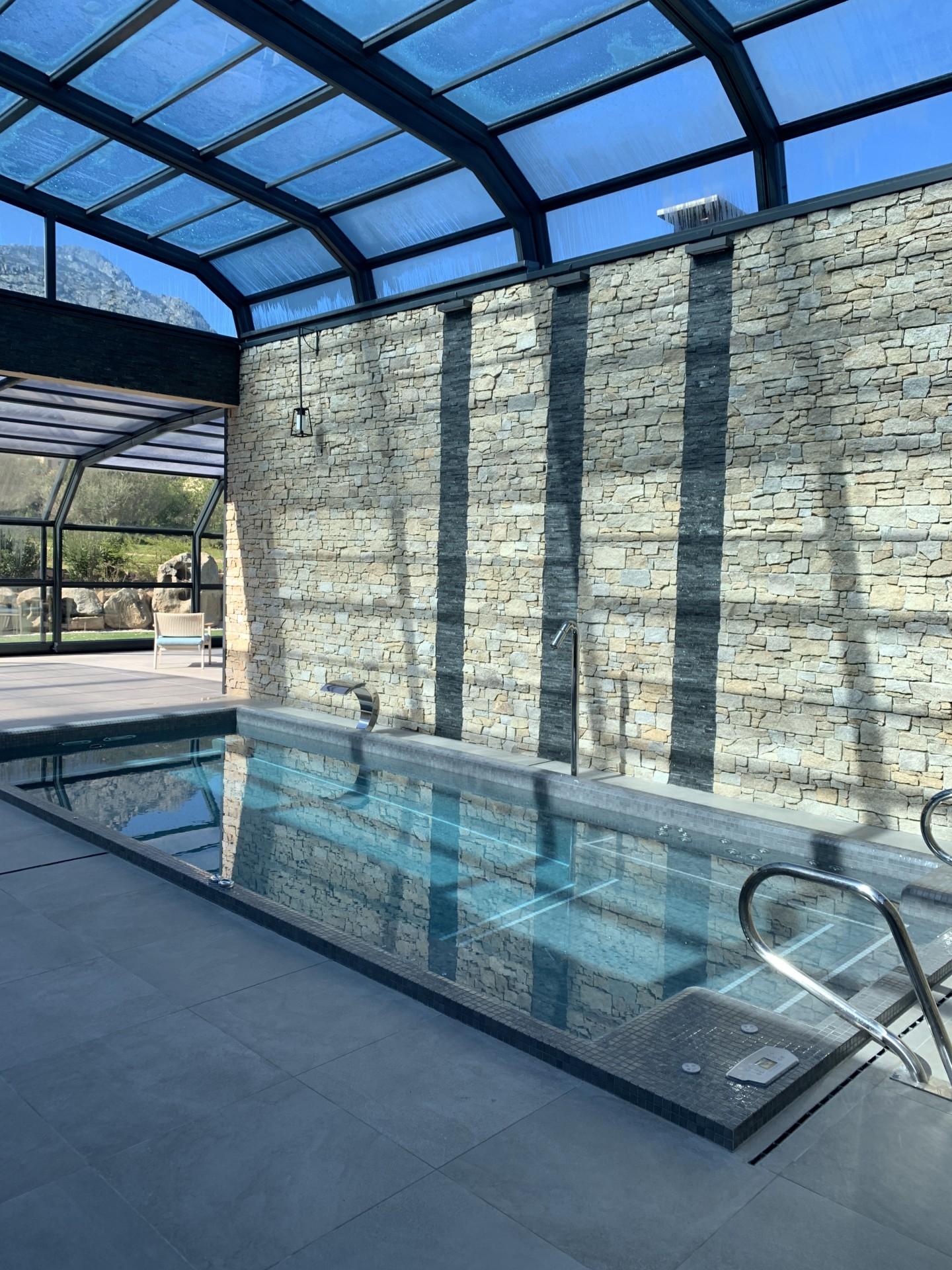 Calvi Location Villa Luxe Cresson Spa 1