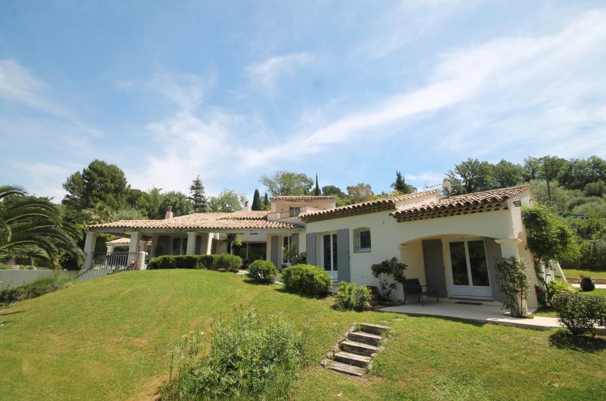 Cannes Luxury Rental Villa Calendula Garden