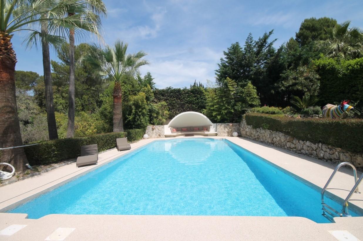 Cannes Luxury Rental Villa Calendula Pool 2