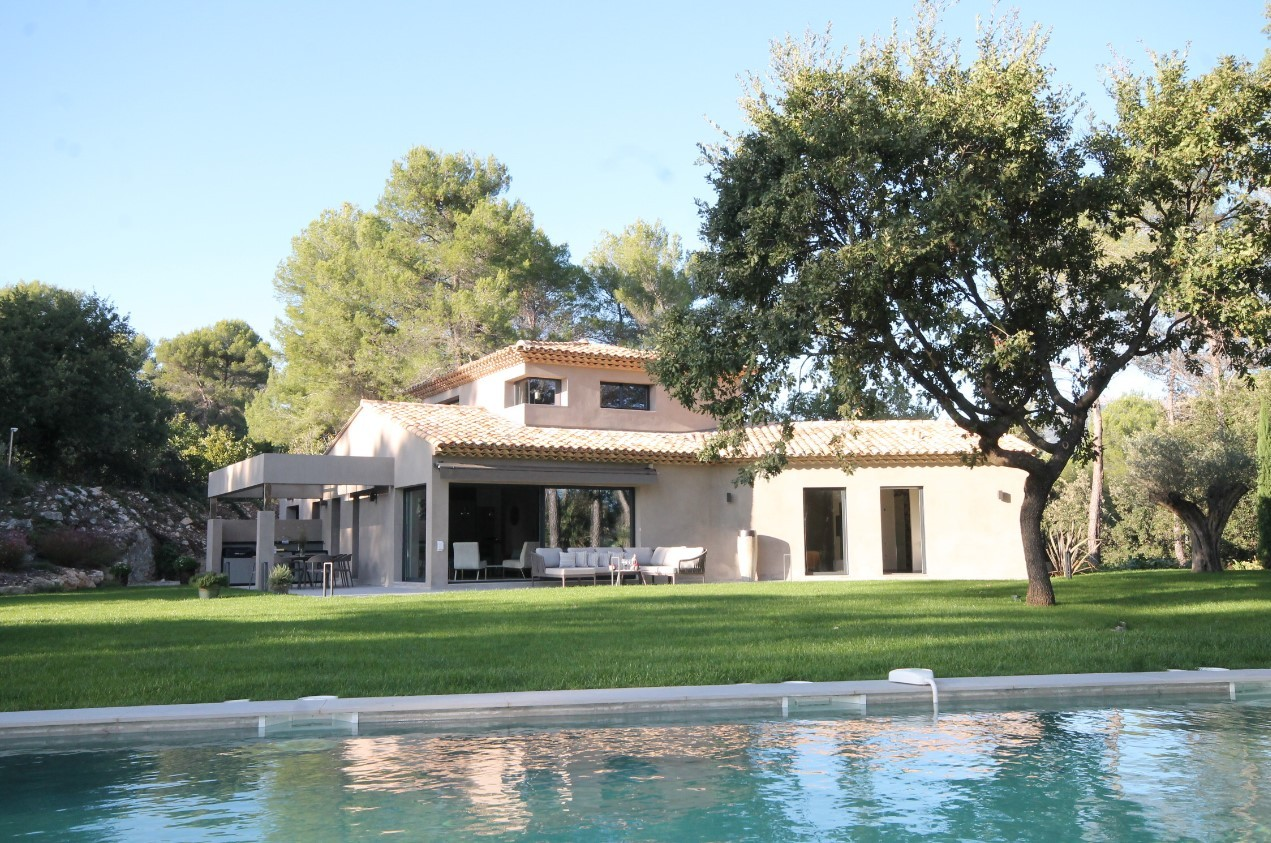 Cannes Luxury Rental Villa Cavanzite Garden