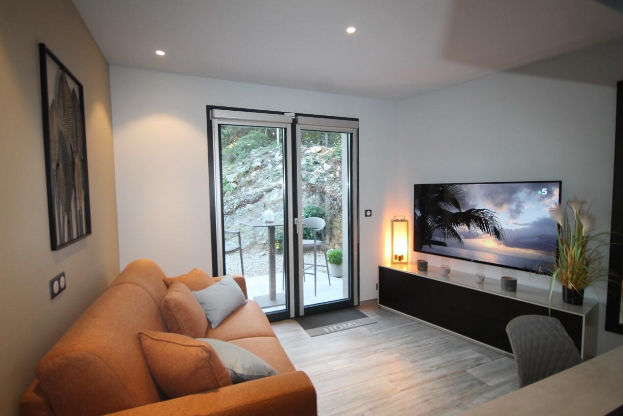 Cannes Luxury Rental Villa Cavanzite Living Room 3