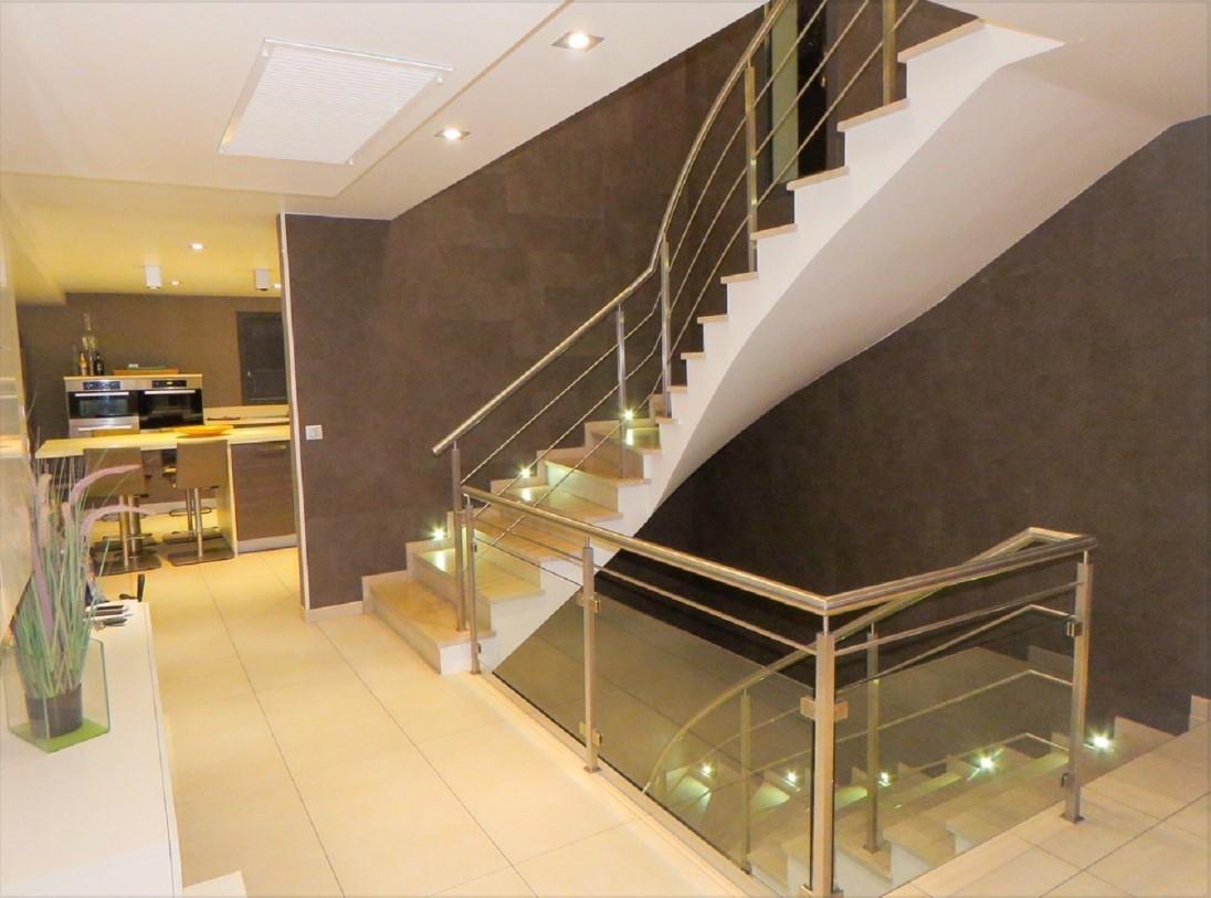 Cannes Luxury Rental Villa Coquelourde Stairs