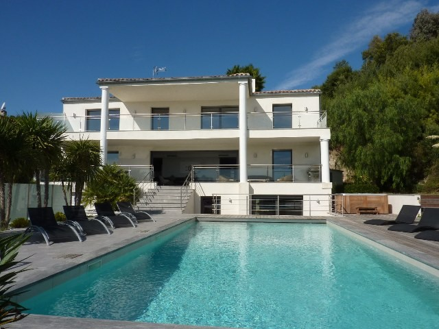 Cannes Luxury Rental Villa Coquelourde Outdoor 3