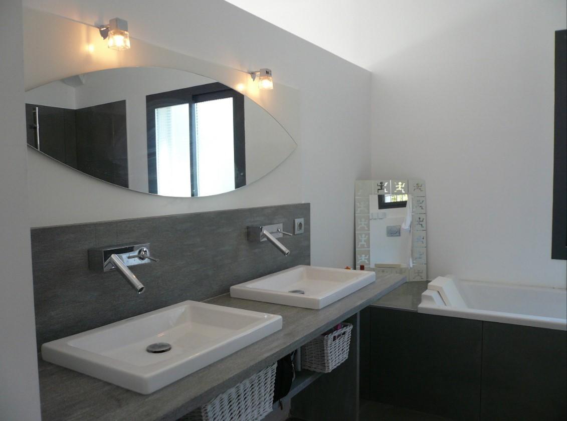 Cannes Luxury Rental Villa Coquelourde Bathroom