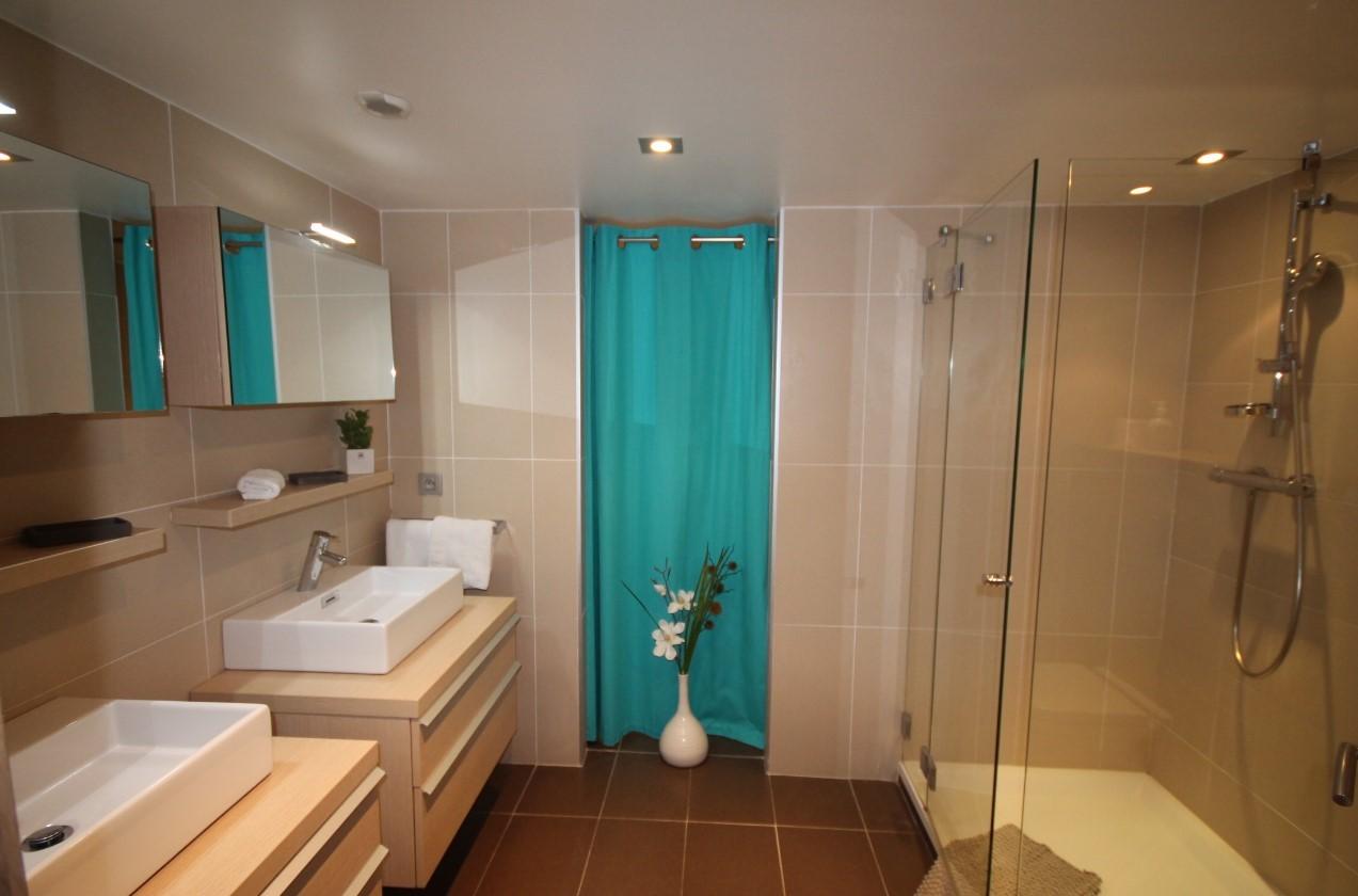 Cannes Luxury Rental Villa Coquelourde Shower Room