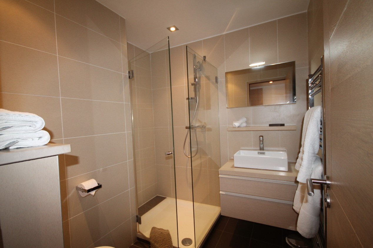 Cannes Luxury Rental Villa Coquelourde Shower Room 3
