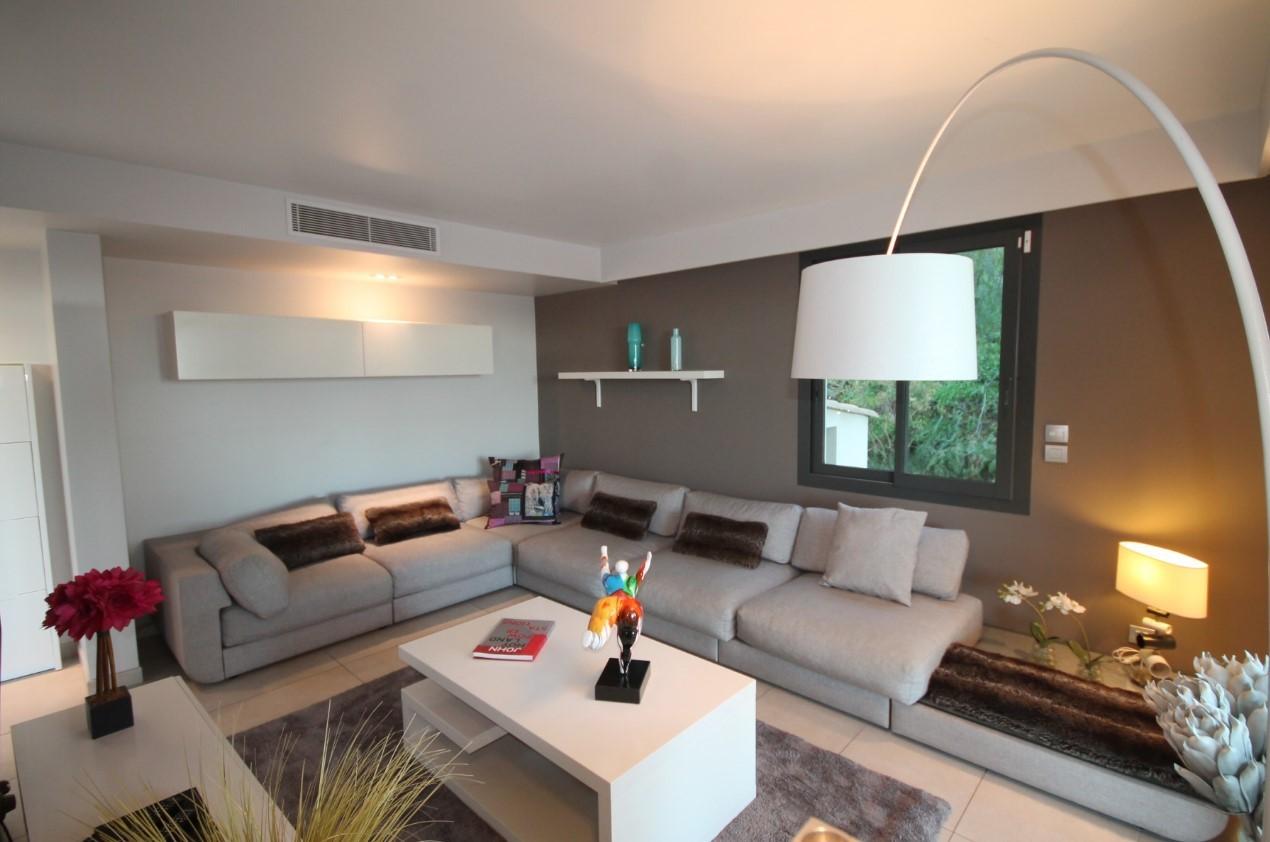 Cannes Luxury Rental Villa Coquelourde Living Room 3