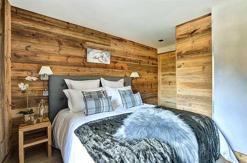 Chamonix Luxury Rental Appartment Courise Bedroom 5