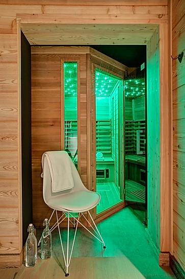 Chamonix Luxury Rental Appartment Courise Sauna