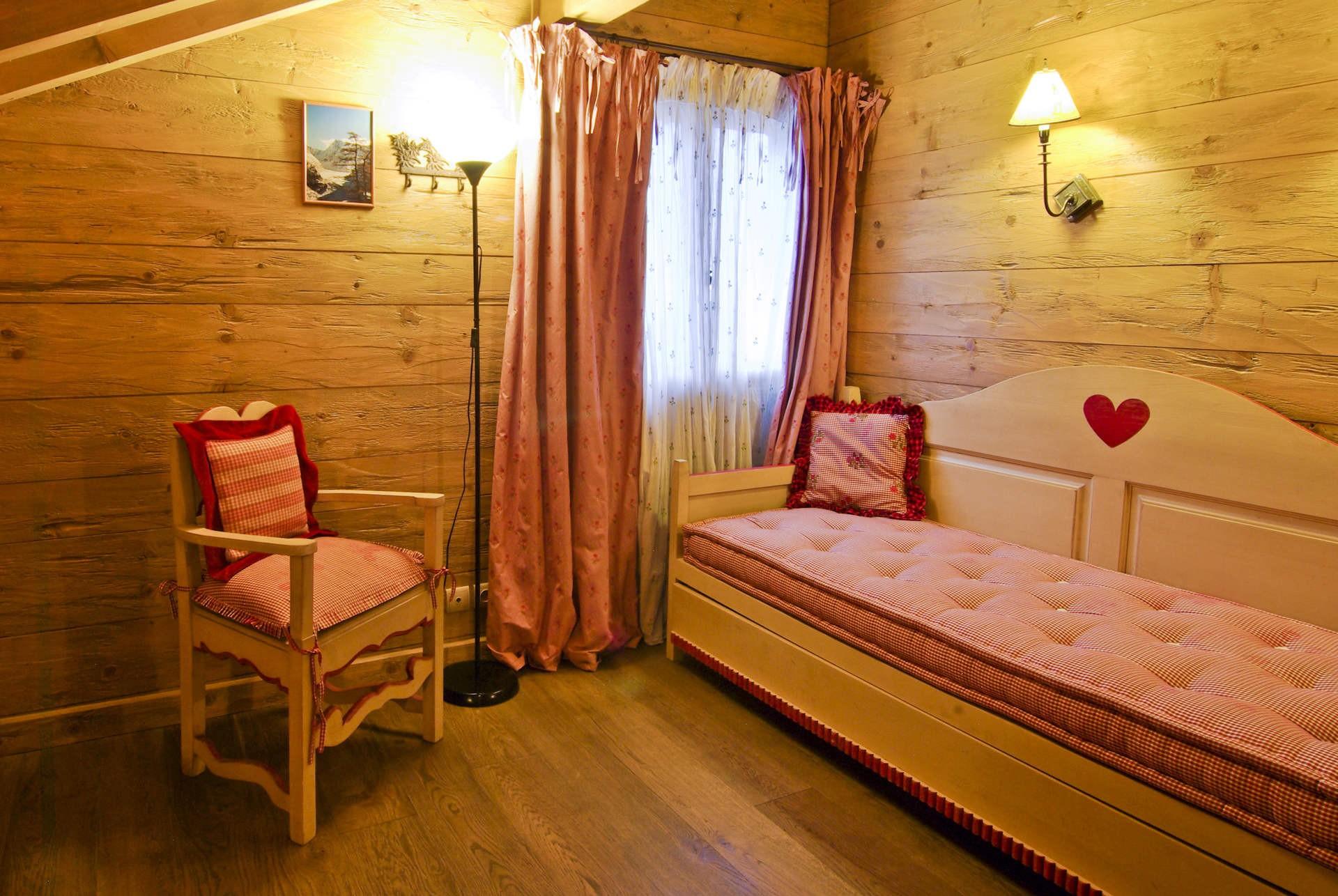 Chamonix Location Chalet Luxe Collinsite Chambre 3