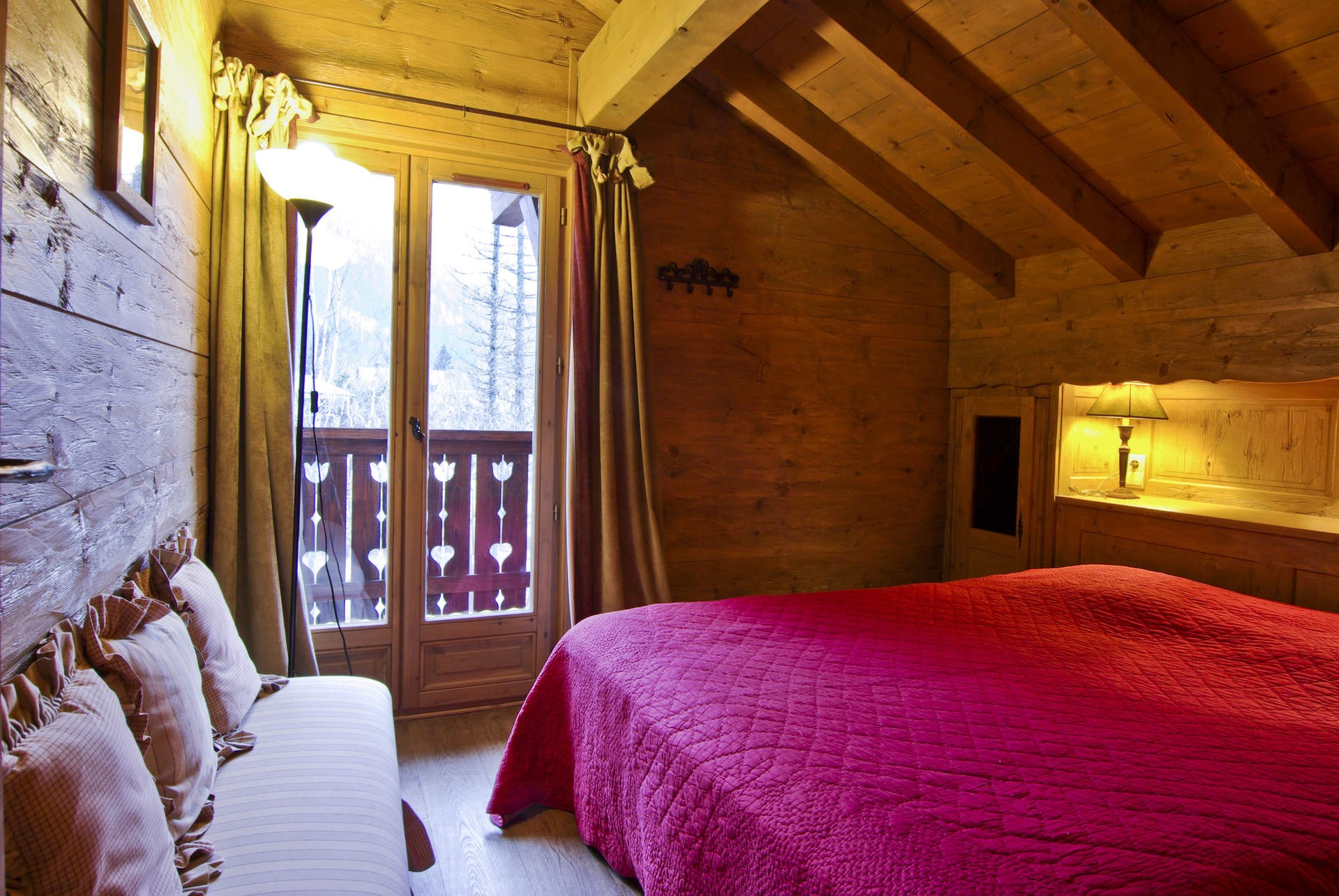 Chamonix Location Chalet Luxe Collinsite Chambre 4