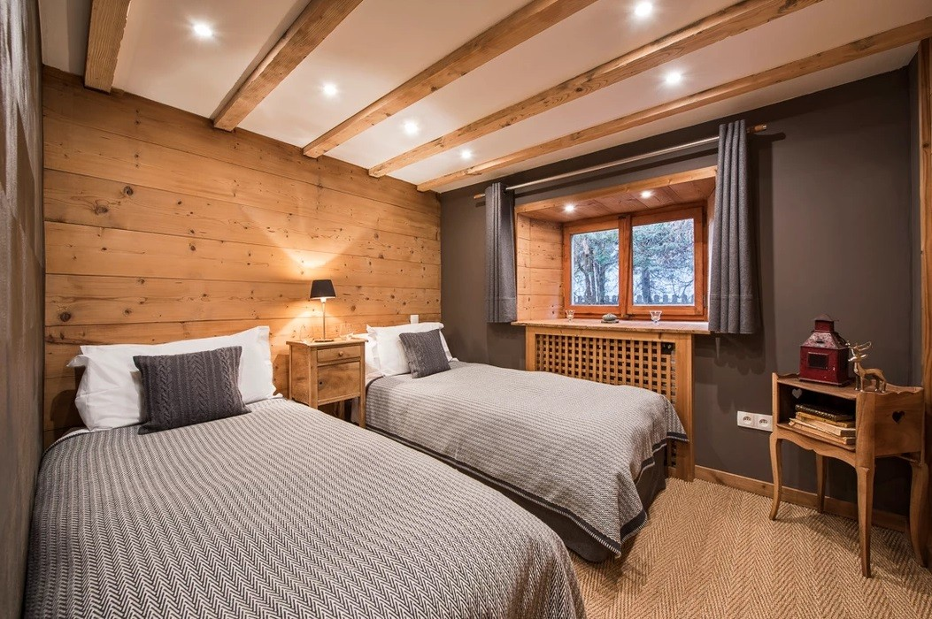 Chamonix Location Chalet Luxe Coquelois Chambre 6