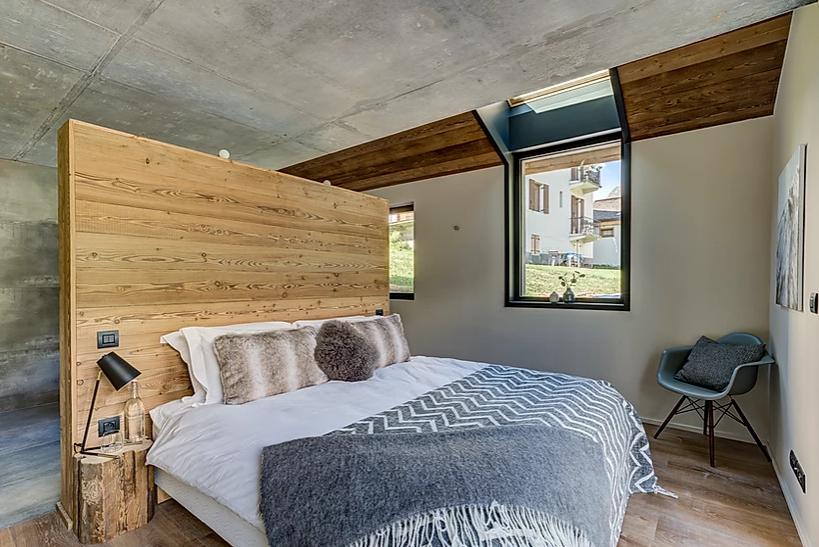 Chamonix Luxury Rental Chalet Coradi Bedroom 2
