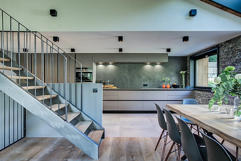 Chamonix Luxury Rental Chalet Coradi Kitchen 2