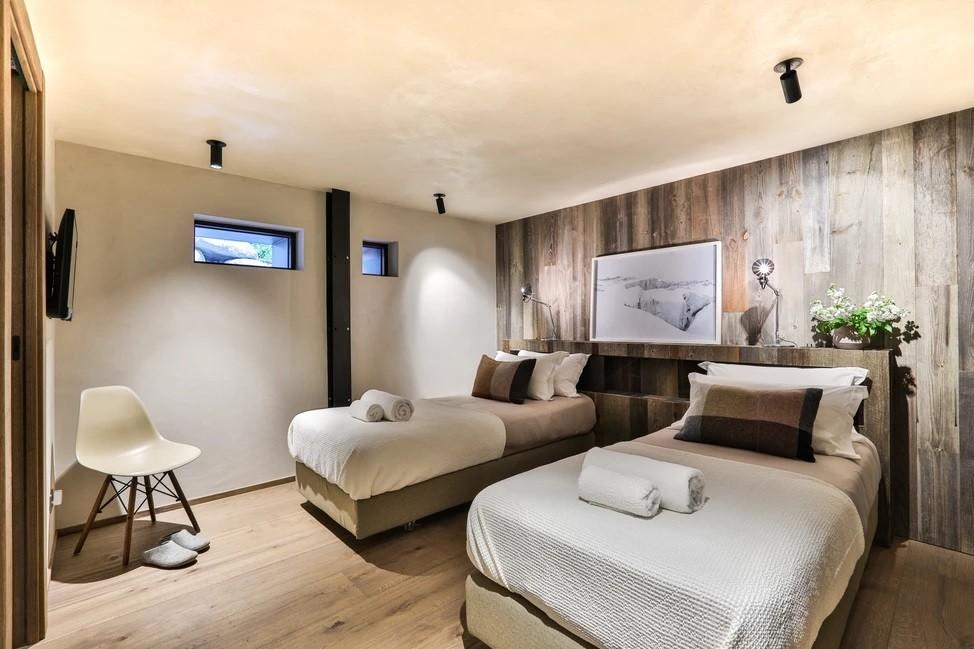 Chamonix Location Chalet Luxe Cotarix Chambre 2