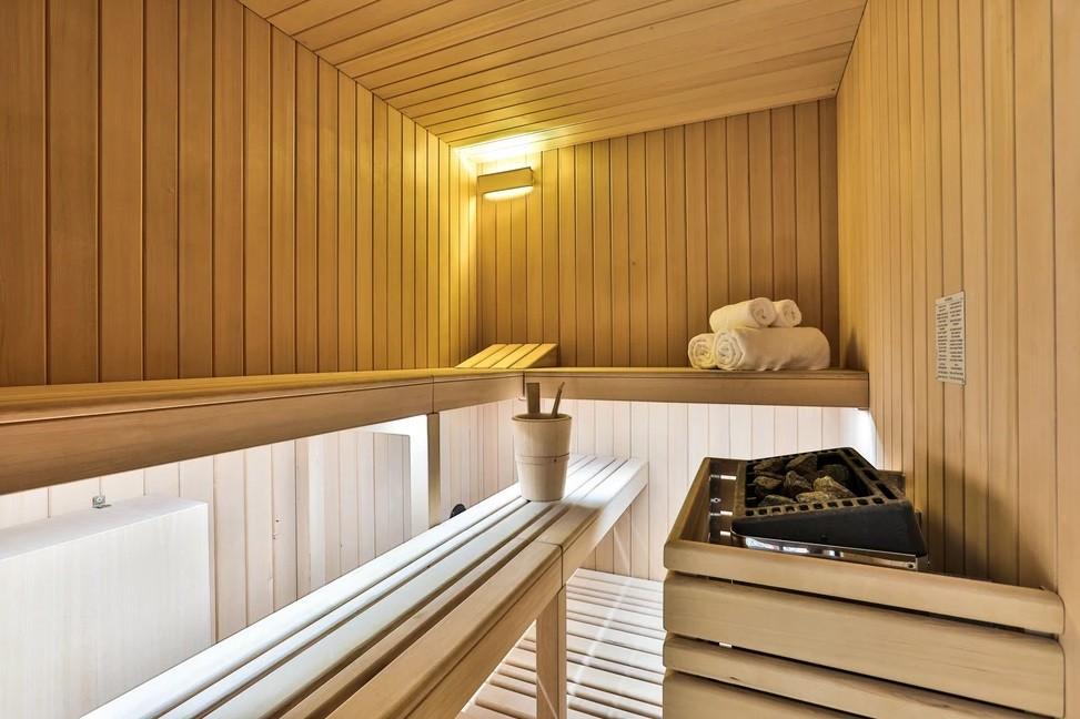 Chamonix Location Chalet Luxe Cotarix Sauna