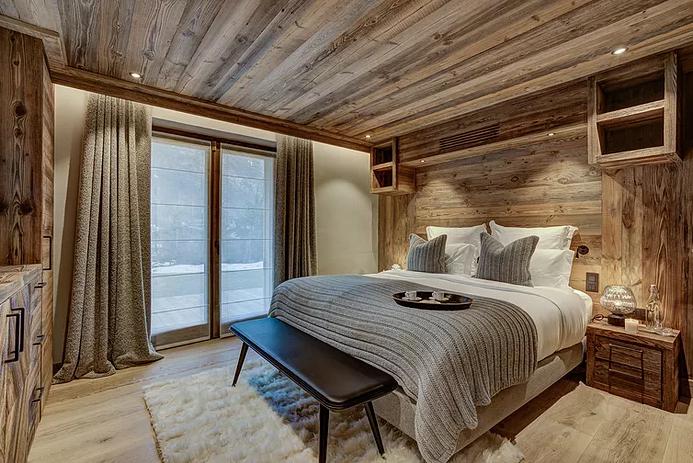 Chamonix Luxury Rental Chalet Courose Bedroom 2