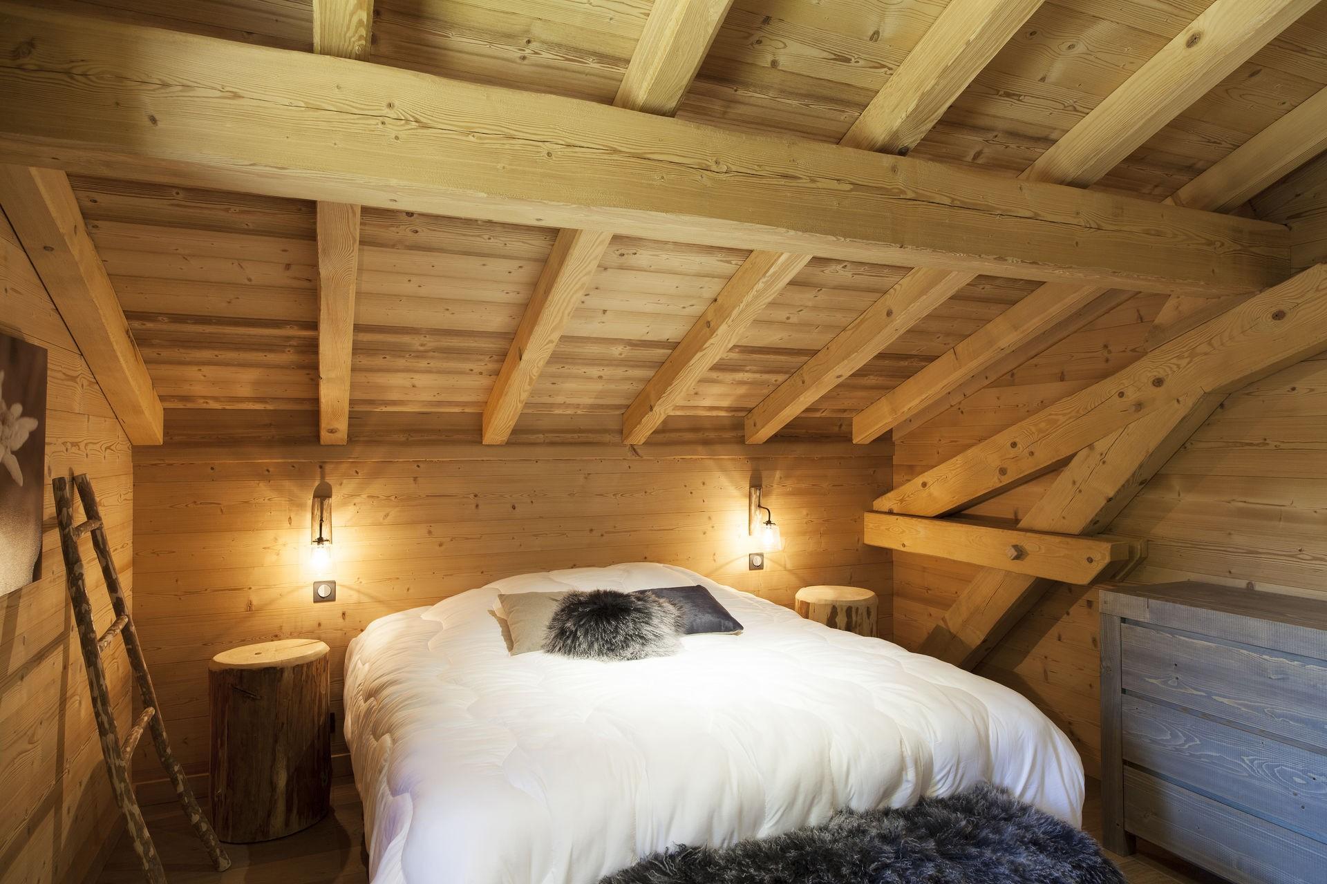 Chamonix Luxury Rental Chalet Cristy Bedroom 2