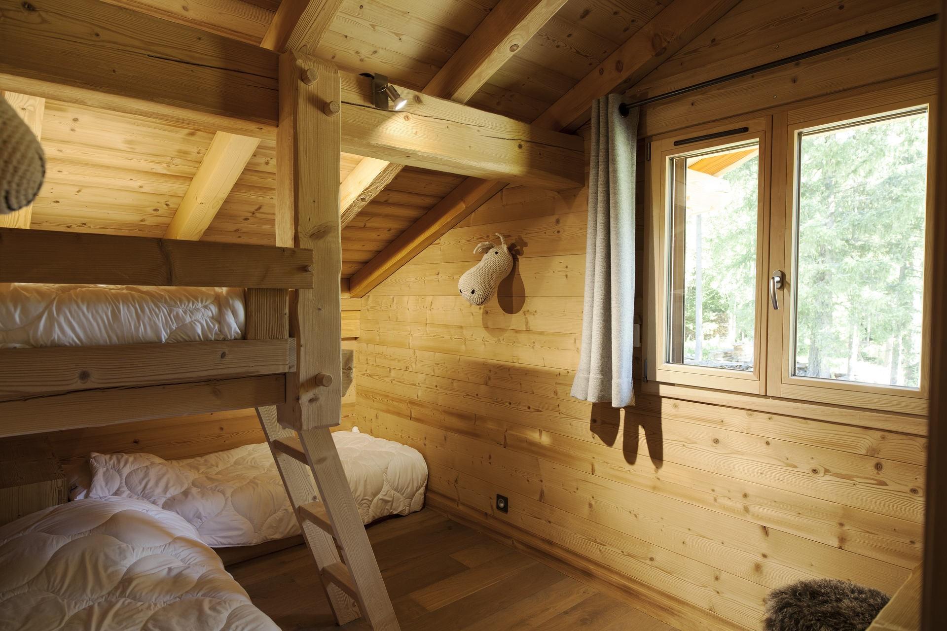 Chamonix Luxury Rental Chalet Cristy Bedroom 4