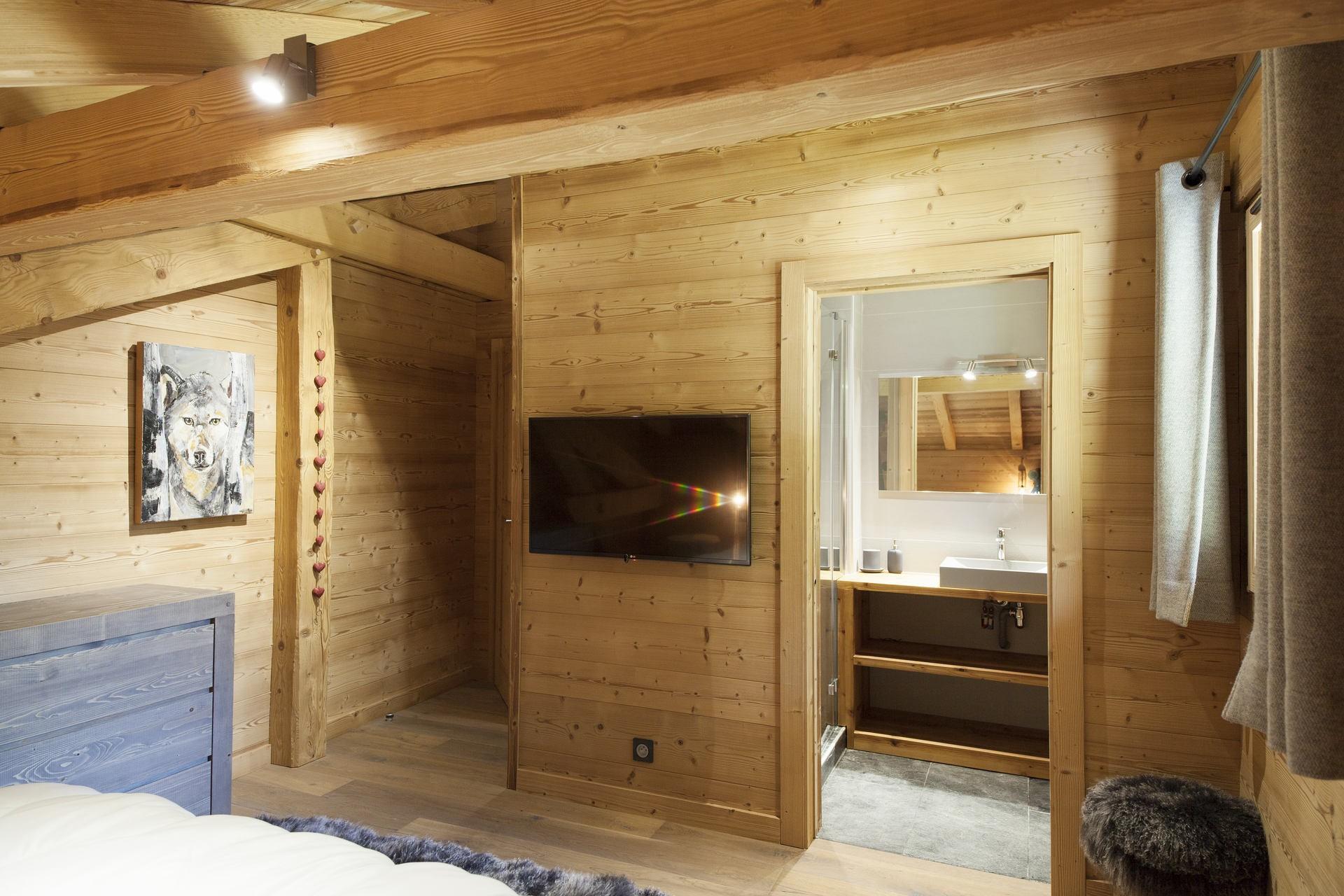 Chamonix Luxury Rental Chalet Cristy Bedroom 5