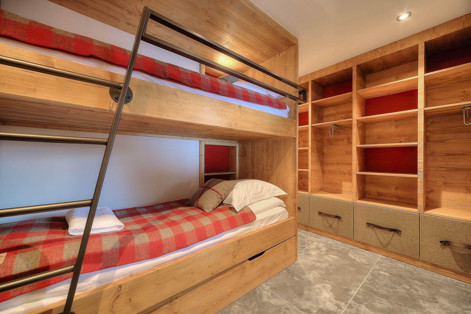 Chamonix Location Chalet Luxe Palambri Chambre4