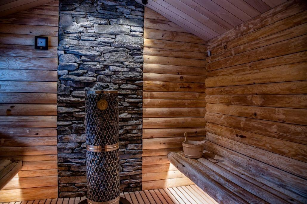 Chamonix Location Chalet Luxe Palambro Sauna