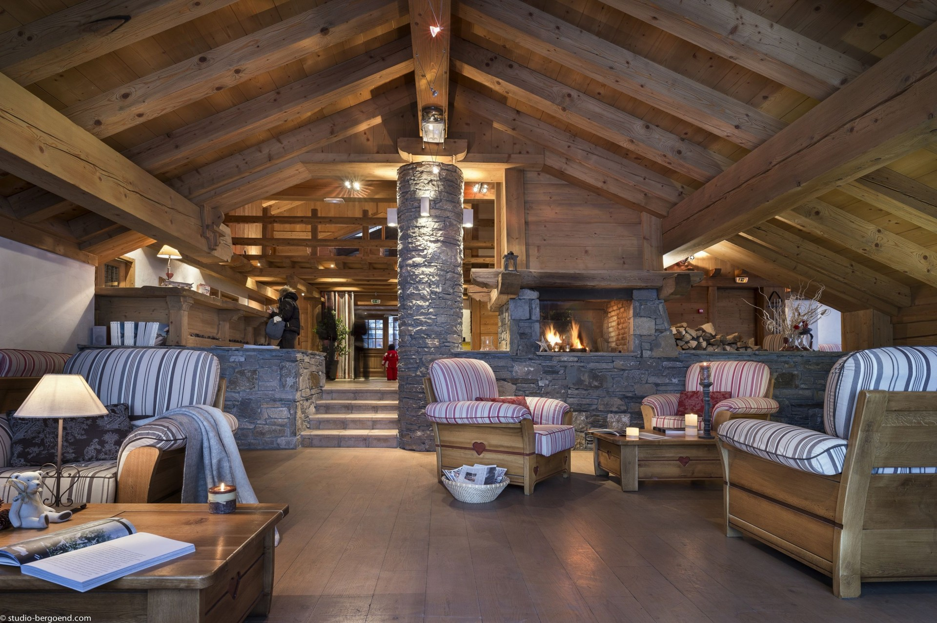 Champagny En Vanoise Location Appartement Luxe Chapminice Réception 1