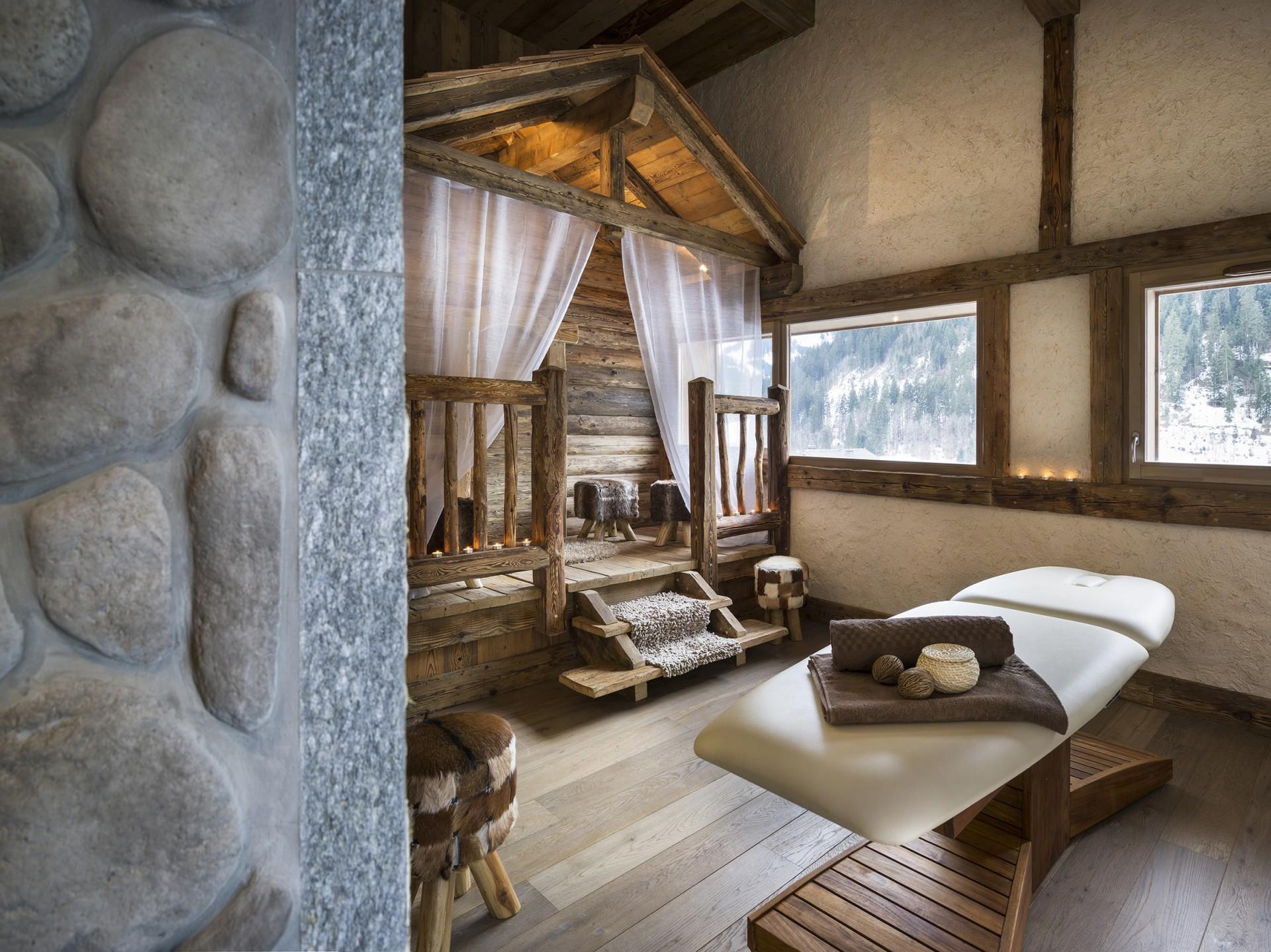 Châtel Rental Apartment Luxury Cupalice Massage