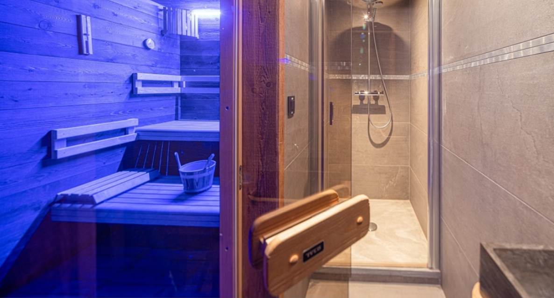 Chatel Luxury Rental Chalet Chambera Sauna 2