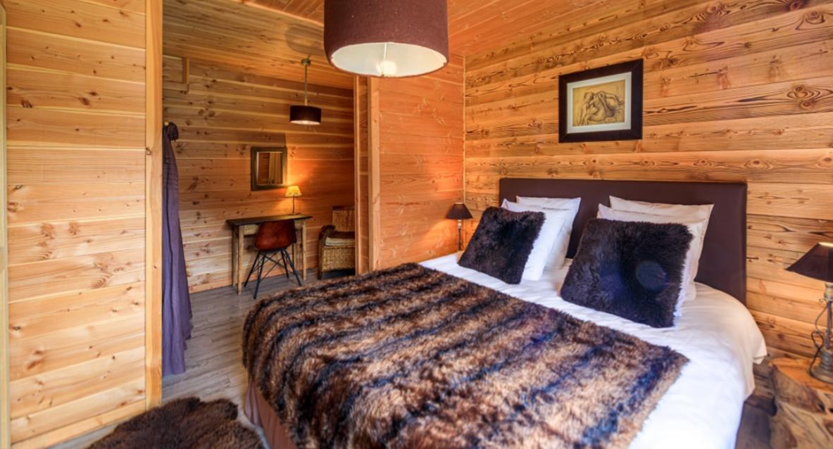 Chatel Luxury Rental Chalet Chapa Bedroom 5