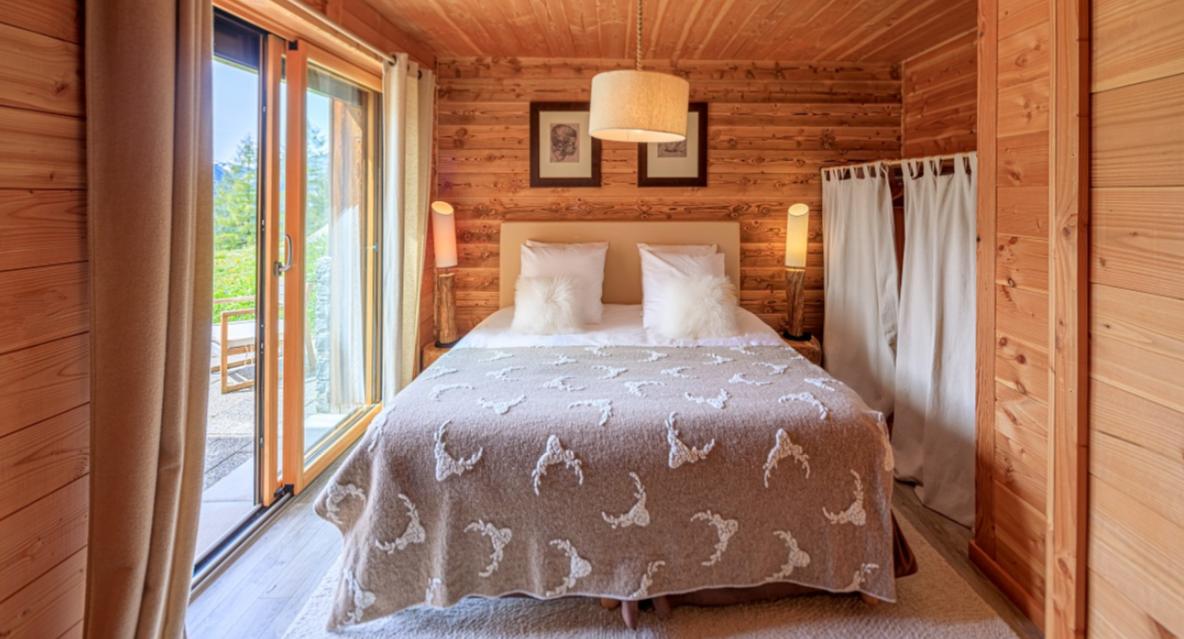 Chatel Luxury Rental Chalet Chapa Bedroom 7