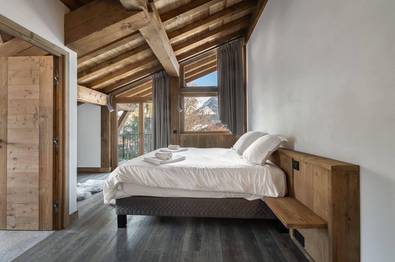 Courchevel 1300 Luxury Rental Appartment Tilanche Bedroom 2