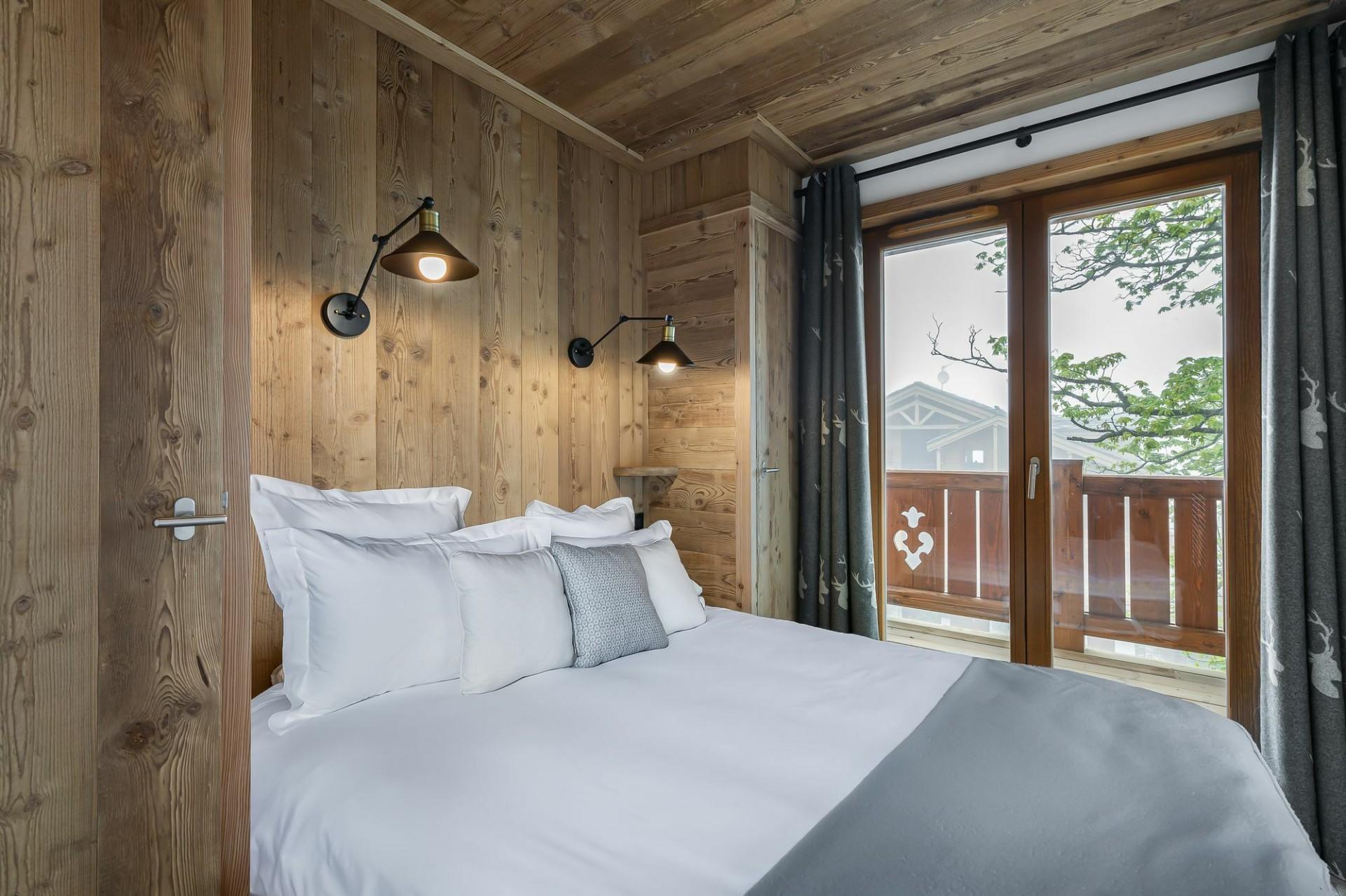 Courchevel 1300 Location Appartement Luxe Tilante Chambre 3