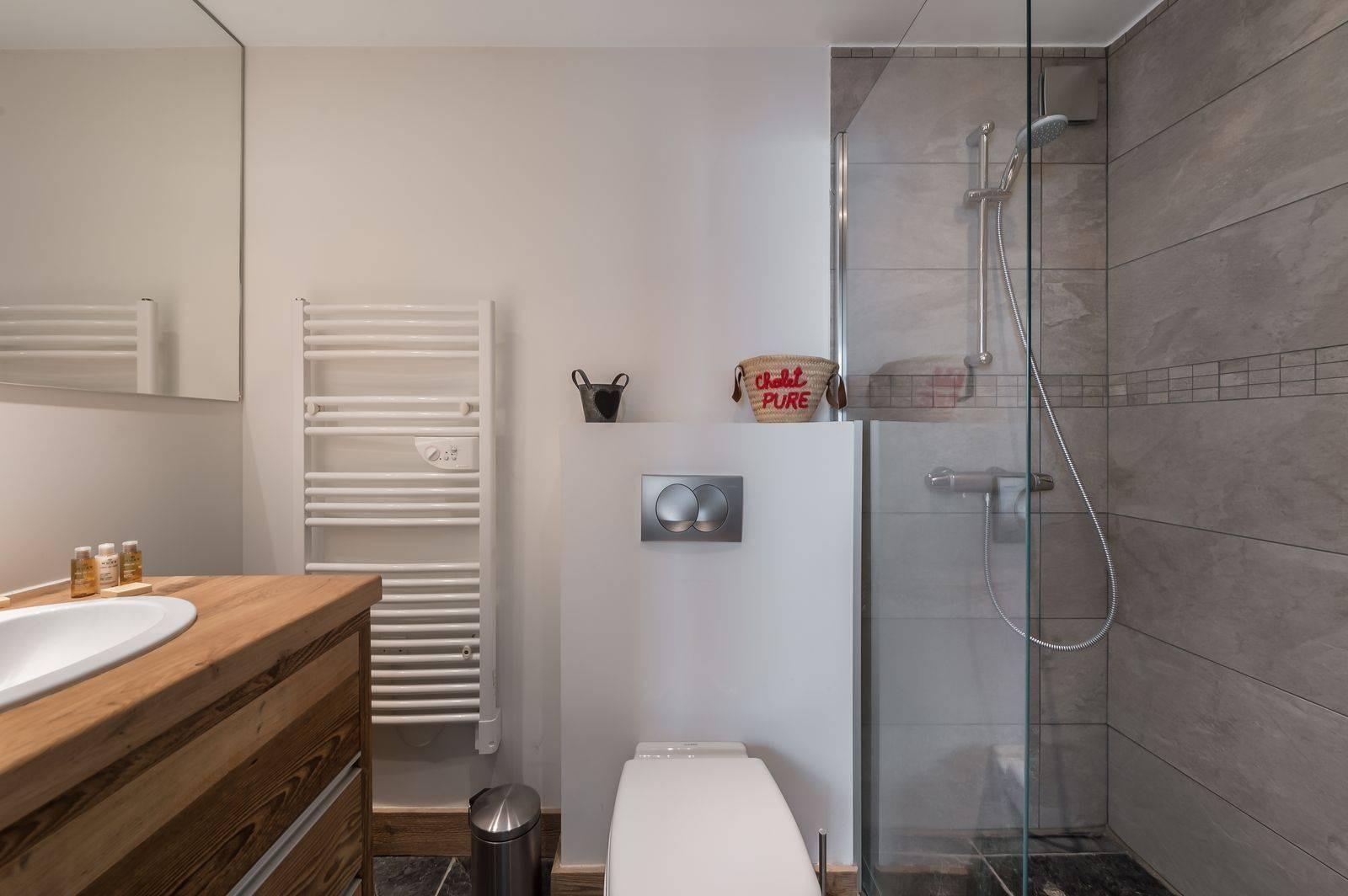 Courchevel 1300 Location Appartement Luxe Tilure Salle De Bain 4
