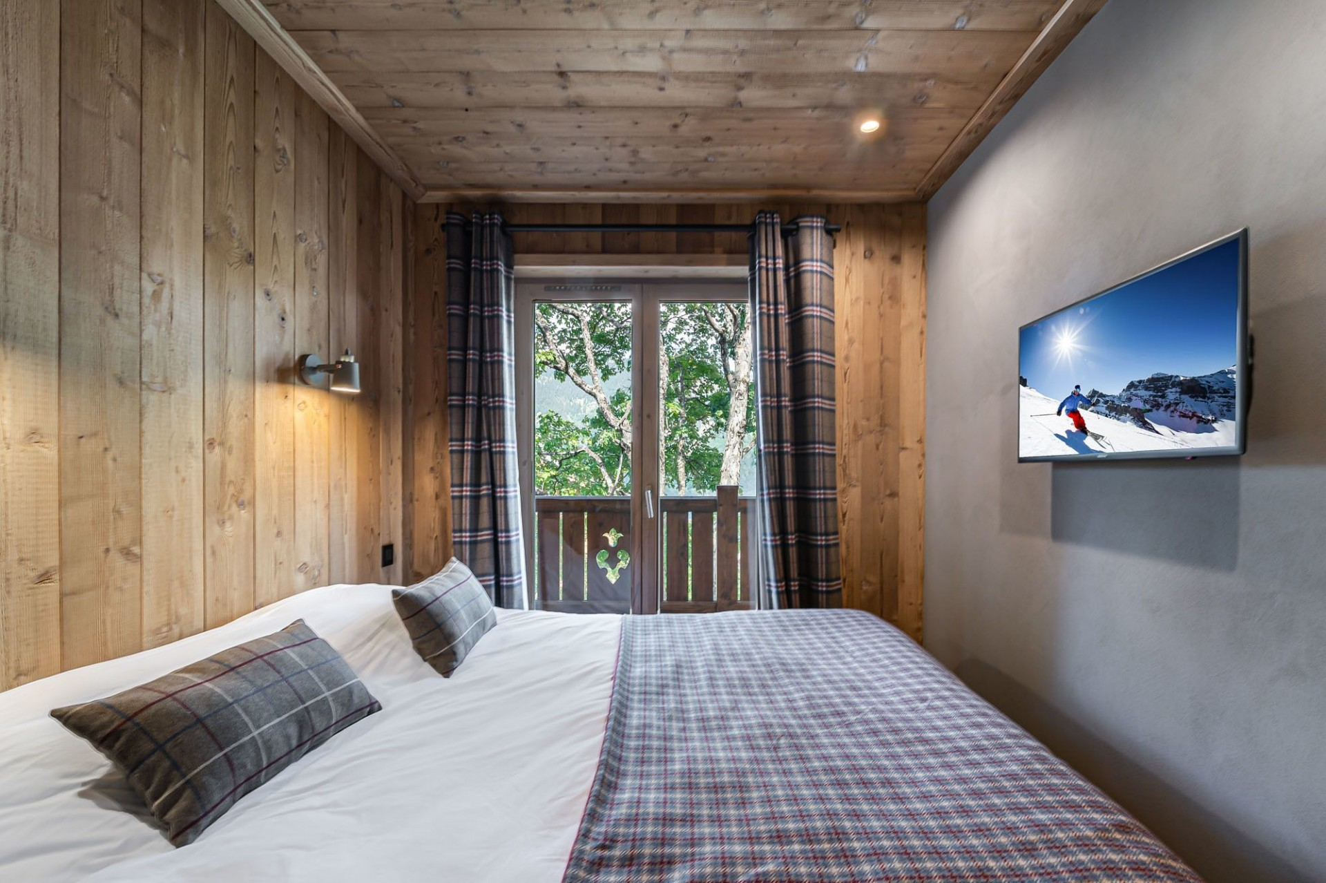 Courchevel 1300 Location Appartement Luxe Tilute Chambre 4