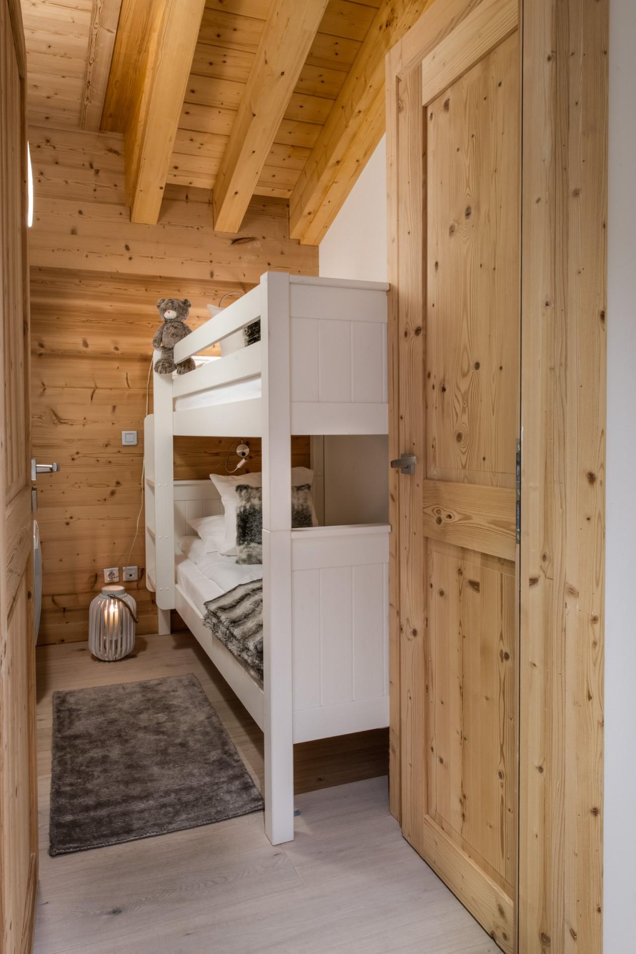 Courchevel 1650 Location Appartement Luxe Allanite Chambre 3